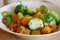How To Make Brussels Sprouts And Butternut Squash