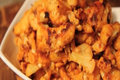 How To Make Buffalo Style Roasted Cauliflower