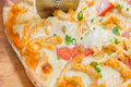 Buffalo Chicken Pizza Recipe | Leftover Chicken Idea