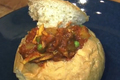 South African Street Food (bunny Chow)