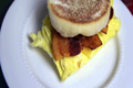 How To Make Burger King Bacon Gouda Muffin