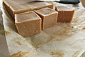 Almond Butter Banana Fudge