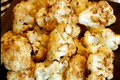 Beautiful Butter Roasted Cauliflower