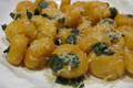 Butternut Squash Gnocchi