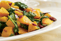 How To Make Wegmans Butternut Squash With Baby Spinach