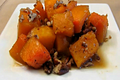 How To Make Butternut Squash With Pecans And Maple Syrup