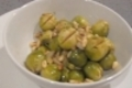 How To Make Christmas Vegetables - Best Brussels Sprouts