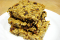 How To Make Buttery Raisin Walnut Bars