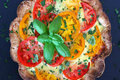 How To Make Herbed Quiche with Heirloom Tomatoes