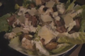 How To Make Chicken and Bacon Caesar Salad