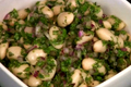 How To Make Cannellini Salad With Mint