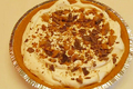 How To Make Homemade Caramel Dream Pie With Heath Bar