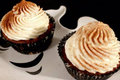How To Make Carrot Pumpkin Cupcake With Maple Cinnamon Frosting