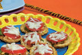 Cheese and Tomato Tarts