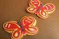 How To Make Cheese Biscuit Butterflies