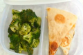 Lunch Box Ideas and Tips : Cheese Quesadilla