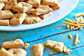 How To Make Homemade Cheese Crackers - Only 4 Ingredients