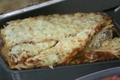 How To Make Lasagna Pie Style