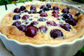 How To Make Cherry Clafoutis