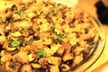 How To Make Chestnut Herb Stuffing For Turkey
