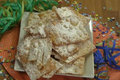 How To Make Chiacchiere ( Sweet Carnival Fritters ) - Italian