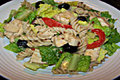 How To Make Chicken Caesar Pasta Salad