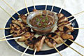 How To Make Chicken Skewers Peanut Sauce