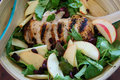 How To Make Chicken And Apple Salad