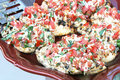 How To Make Chicken Bruschetta