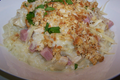Gluten Free - Chicken Cordon Bleu Risotto