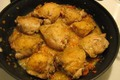 Chicken Fricassee With Lemon Dumplings