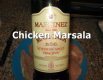 Classic Chicken Marsala
