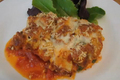 Easy Chicken Parm Bake