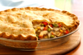 How To Make Roasted Chicken Pot Pie