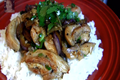 Chicken : Spicy Stir Fry Chicken with Eggplant : How to Stir Fry : Chinese Food : CHOPCHOP Recipe Video