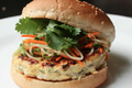 How To Make Spicy Thai Style Chicken Satay Burger