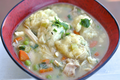 How To Make Quick And Easy Chicken Stew With Drop Dumplings