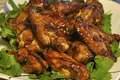 How To Make Grilled Fish Sauce Wings