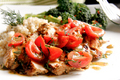How To Make Chicken With Fresh Tomatoes And Dill