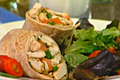 How To Make Chicken Wraps