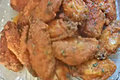 Hot Chicken Wings- How to Make Bangin Buffalo Wings