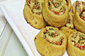 How To Make Chilli Paneer Pinwheels