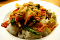 Chinese Pork & Vegetable Stir Fry