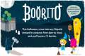 Get Ready For The Scariest But Yummiest Halloween Treat  With Boorito 2012  Video