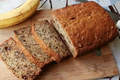 Chocolate Banana Nut Loaf