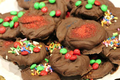 Christmas - Chocolate - Mint Chocolate Ritz Crackers