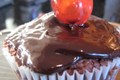 How To Make Chocolate Cherry Cupcakes