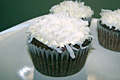 How To Make Chocolate Coconut Cupcakes