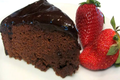 Lynn's Valentine's Day-Chocolate Ganache Cake 