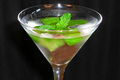 How To Make Chocolate Mint Martini